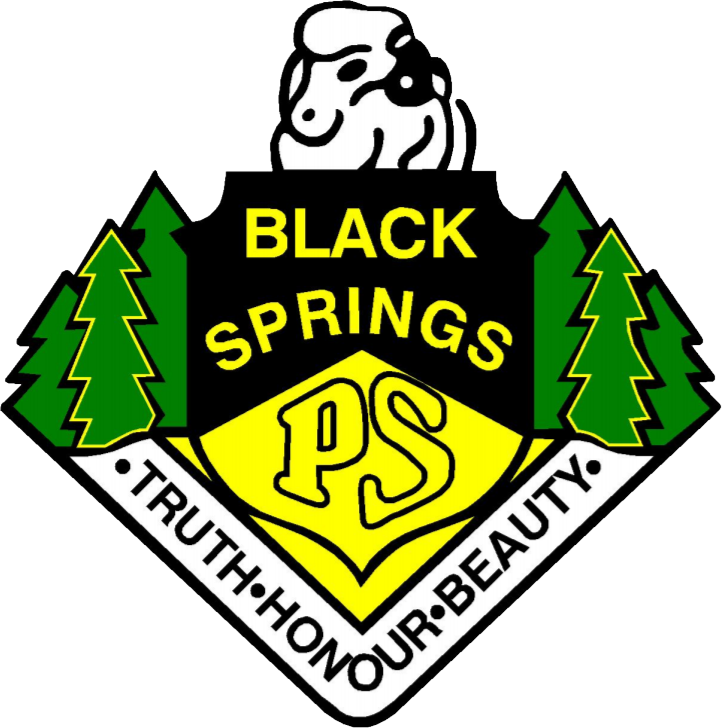 Black Springs Public School logo